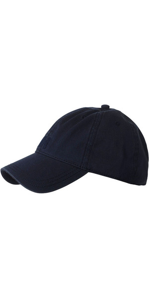 2018 Helly Hansen Logo Cap Blu marino / blu scuro Logo 38791