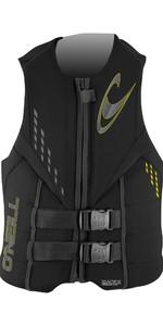 2020 O'Neill Mens Reactor ISO Impact Vest Black 3984EU