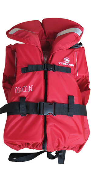 2018 Typhoon Junior 100N Foam Lifechacket 410121