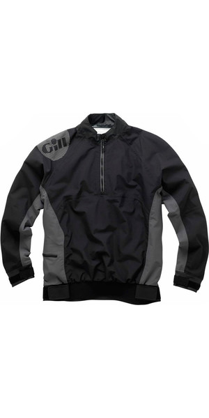 Gill Mens Pro Top in nero 4363