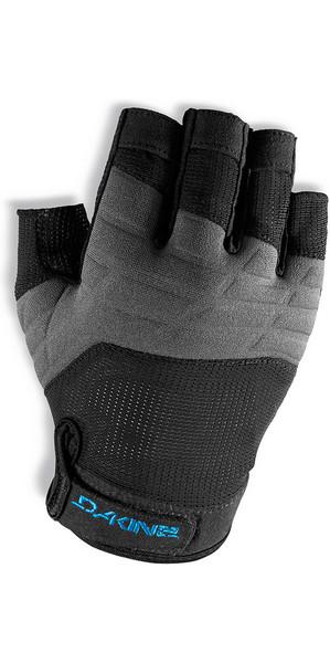 2016 Dakine Half Finger Segelhandschuhe BLACK 4400200