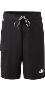 2020 Gill Herres Mylor Board Shorts Graphite 4451