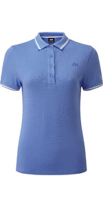 2019 Gill Womens Helford Polo Blue 4453W