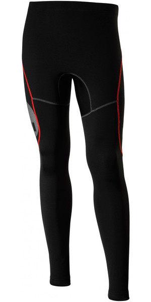 2019 Gill Junior Hydrophobe thermische broek in BLACK 4523J