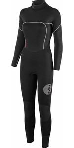 2019 Gill Womens Thermoskin 5/3mm GBS Dinghy Wetsuit in Black 4609W