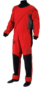 2019 Gill Junior Pro Front Zip Drysuit Rood 4803j