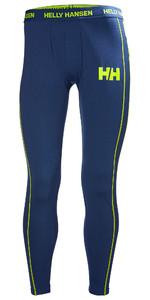 2019 Helly Hansen Lifa Pantalon De Sous-vêtement Active Navy 48312