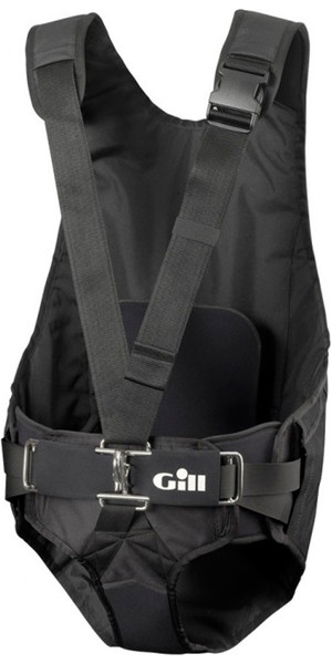 2018 Gill Trapeze Harness Graphite 4902