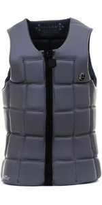 O'neill Checkmate Comp Gilet In Graphite 4915eu