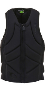 2020 O'Neill Mens Slasher Comp Impact Vest 4917EU - Black