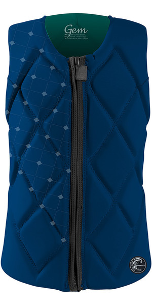 2018 O'Neill Womens Gem Comp Gilet Deep Sea 4919EU
