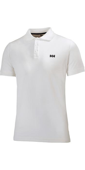 2021 Helly Hansen Driftline Poloshirt Weiß 50584