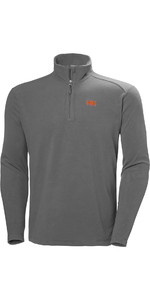 2019 Helly Hansen Mens Daybreaker 1/2 Zip Fleece Quiet Shade 50844