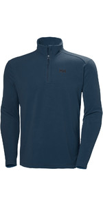 2019 Helly Hansen Mens Daybreaker 1/2 Zip Fleece North Sea Blue 50844