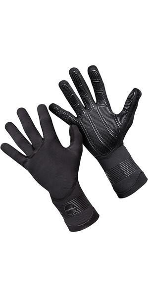 2019 O'Neill Psycho 1,5 mm dubbellaagse neopreen handschoenen Black 5103
