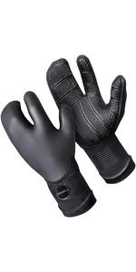 O'neill Psycho 5mm Dubbel Gevoerde Neopreen Kreeft Handschoenen Zwart 5108