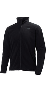 2019 Helly Hansen Mens Alvorecer Fleece Jacket Preto 51598
