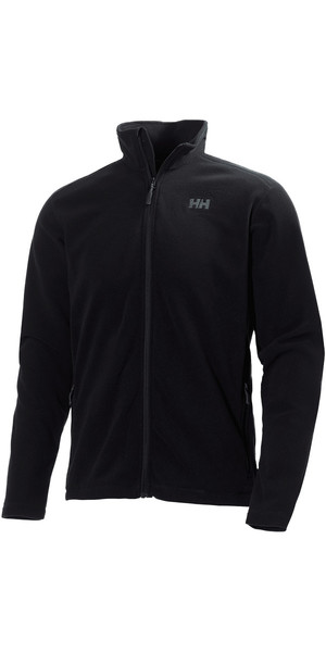 2018 Helly Hansen Herren Daybreak Fleece Jacke BLACK 51598