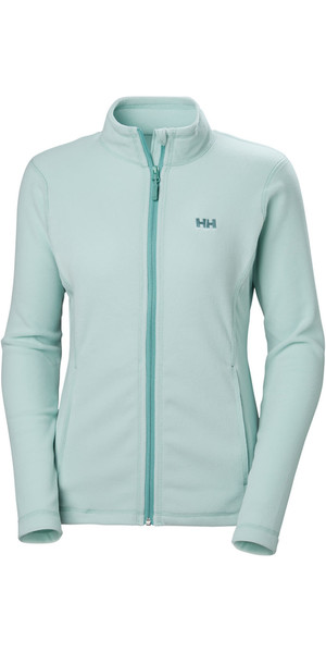 2019 Helly Hansen Womens Daybreaker Giacca in pile Blue Haze 51599