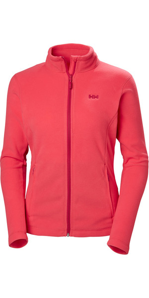 2018 Helly Hansen Womens Daybreaker Fleece Jacket Goji Berry 51599