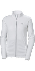 2019 Helly Hansen Dames Daybreaker Fleecejack Wit 51599