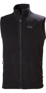 2019 Helly Hansen Mens Daybreaker Fleece Vest Svart 51831