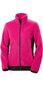 2019 Helly Hansen Womens Feather Pile Jacket Dragon Fruit 51863