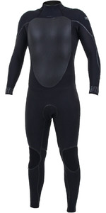 2020 O'Neill Psycho Tech+ 3/2mm Back Zip Wetsuit 5334 - Black