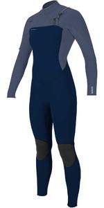 2020 O'Neill Womens Hyperfreak+ 3/2mm Chest Zip Wetsuit 5348 - FZ5