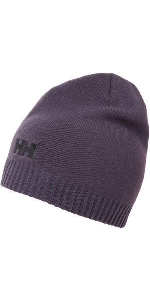 2019 Helly Hansen Brand Beanie Grape 57502