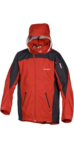Crewsaver ErgoFit Jacket ROJO / NEGRO 6101