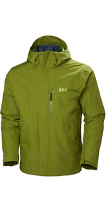2019 Helly Hansen Hansen Helly Hansen Squamish Cis 3-in-1 Jacke 62368 - Wood Green