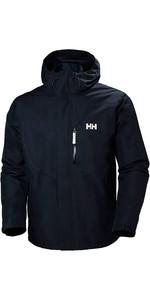 2020 Helly Hansen Heren Squamish Cis 3-in-1 Jas Navy 62368