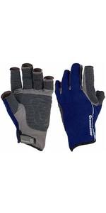 Crewsaver Winter Korte Vinger Junior Handschoen Blauw 6330