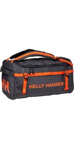 2019 Helly Hansen 30L Classic Duffel Bag 2.0 XS Ebony 67166