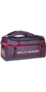 2019 Helly Hansen 30L Classic Duffel Bag 2.0 XS Purple 67166