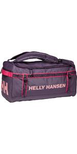 2019 Helly Hansen 50L Classic Duffel Bag 2.0 S Purple 67167