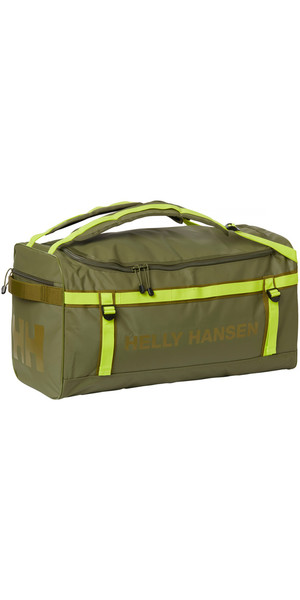 2018 Helly Hansen 90L Classic Duffel Bag 2.0 Ivy Green 67169
