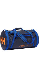 2019 Helly Hansen 90L Duffel Bag 2 Marinha 68003