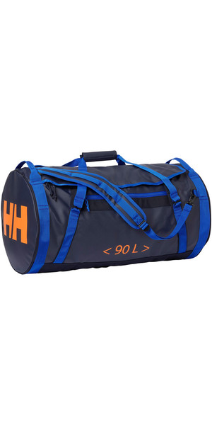 2018 Helly Hansen 90L Duffel Bag 2 Navy 68003