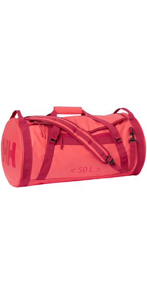 3b0c4bee99a 2019 Helly Hansen HH 50L Duffel Bag 2 Goji Berry 68005 ...