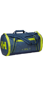 2019 Helly Hansen HH 50L Duffel Bag 2 North Sea Blue 68005