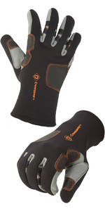 Crewsaver Phase 2 Junior  Tri-Season Neoprene Glove GREY 6929