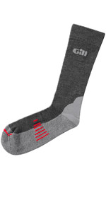 2021 Gill Midweight Socks in GREY 759