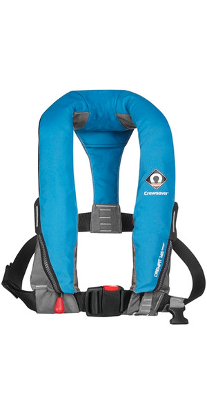 2018 Crewsaver Crewfit 165N Sport Manual Lifejacket - Blue 9010BM