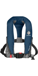 2019 Crewsaver Crewfit 165N Sport Manual Lifejacket  - Navy 9010NBM