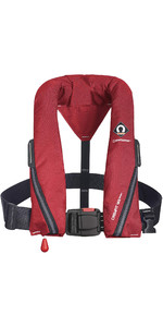 2020 Crewsaver Crewfit 165N Sport Manual Lifejacket 9710RM - Red