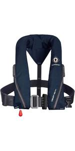 2021 Crewsaver Crewfit 165N Sport Automatic Harness Lifejacket 9715NBA - Navy