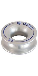 Allen Brothers Aluminio Dedal De Plata A87