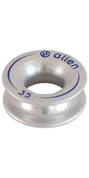 Braccialetto in alluminio Allen Brothers Silver A87